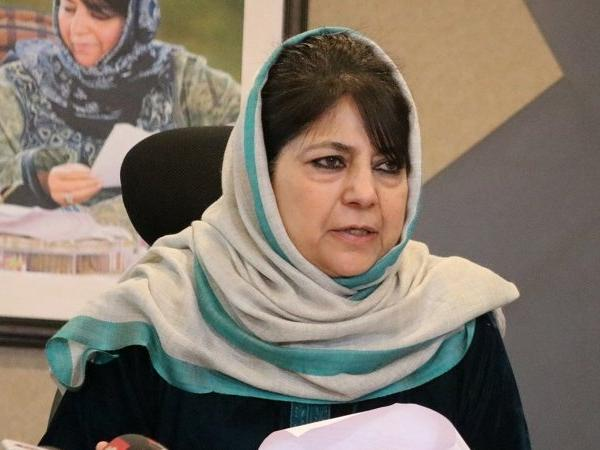 Suspension of cross-LoC trade will not help BJP: Mehbooba