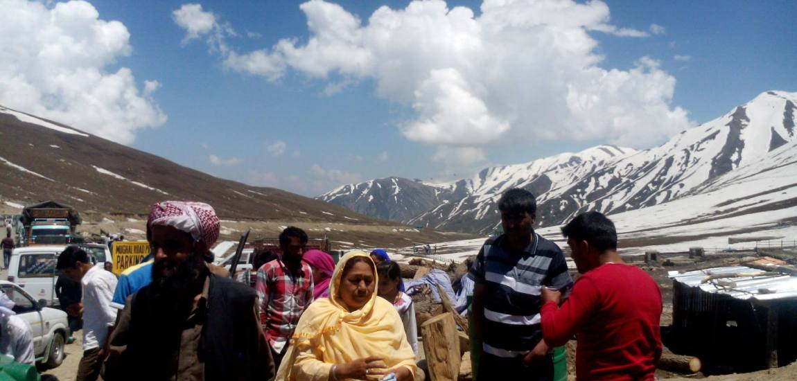 J&K's Mughal Road opens for traffic
