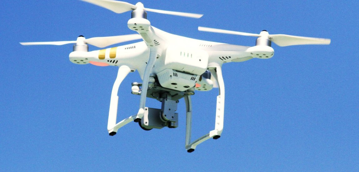 Abandoned drone sends police into tizzy in Jammu