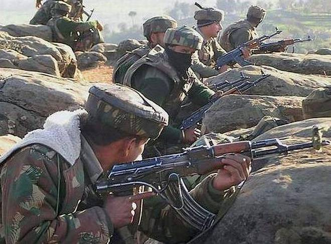 Pak violates ceasefire along LoC in Poonch