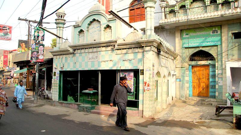 Lahore's Taxali Gate — more than just a red light area