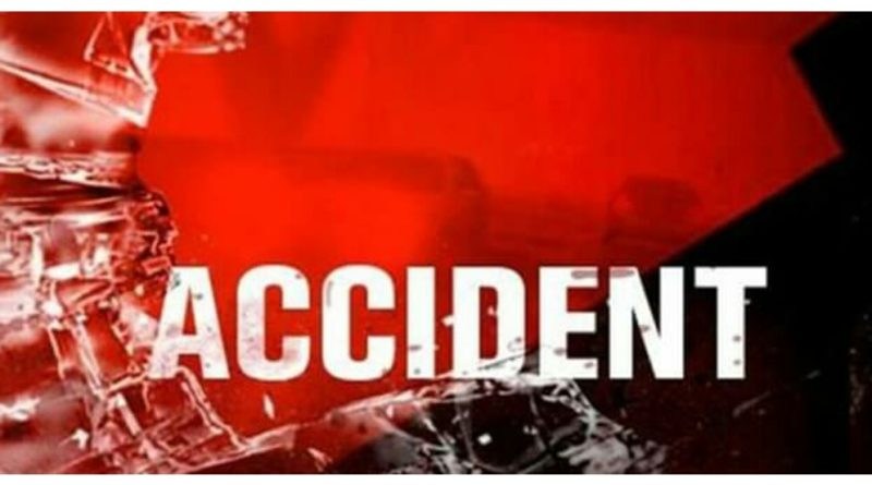 In April, eleven road accidents; five deaths; several injuries