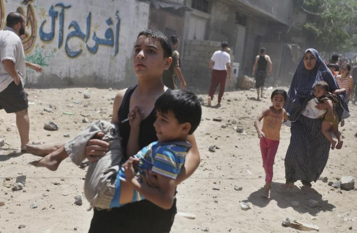 A Scholar's Voice From Gaza: 'Silence is Complicity, Speak Up Please!'