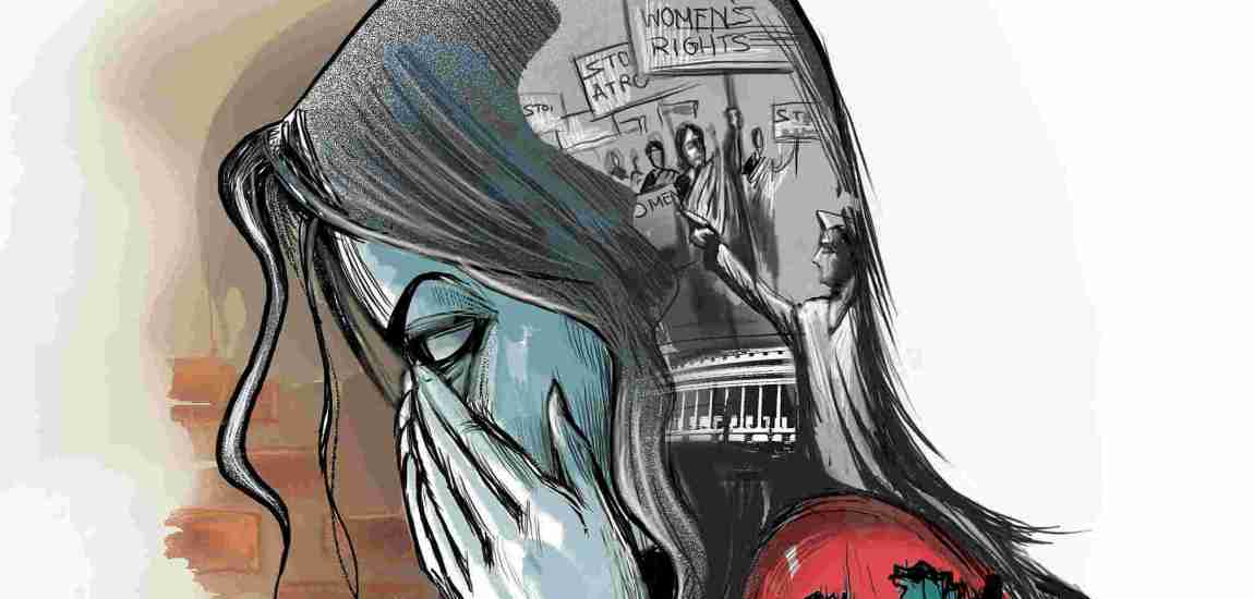 3 CRPF men suspended after woman alleges rape by one of them