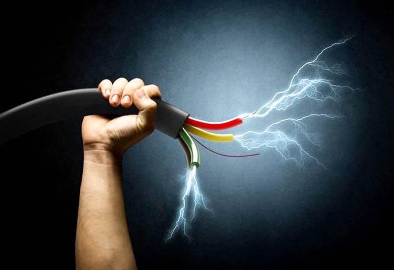 BSF man dies of electric shock