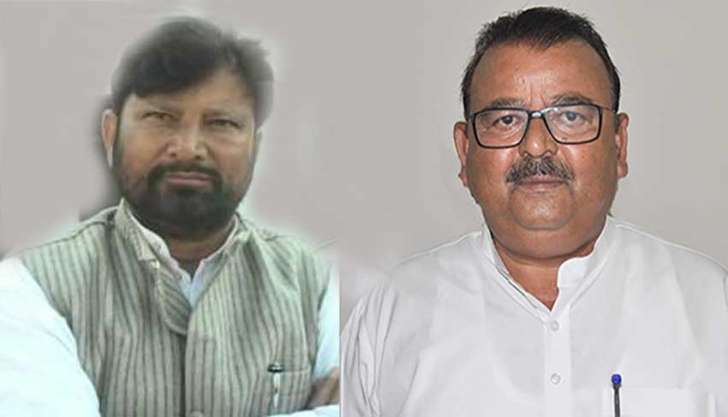 Singh, Ganga submit resignations to State BJP prez