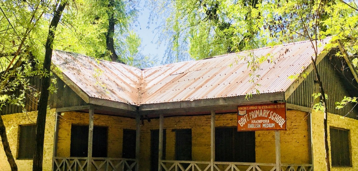 Three years on, Primary School in Budgam's Haknipora continues to remain shut