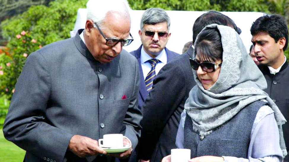 Fallout in Kashmir