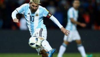 7df0c4e23 Messi begins road to Russia as Argentina chase World Cup glory ...