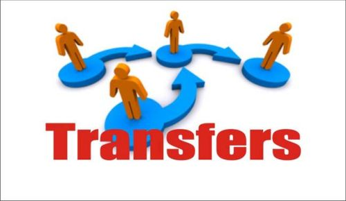 Govt orders transfer of 7 officers