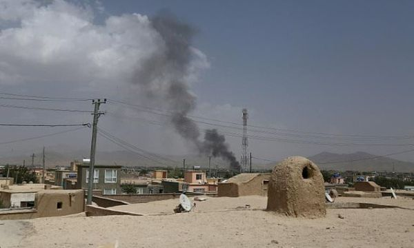 Suicide bomber detonates outside Kabul prison, killing 7