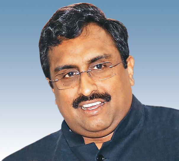 BJP wants Jammu & Kashmir to get full statehood: Ram Madhav