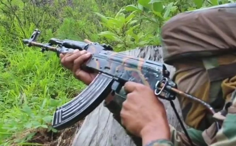 IS militant killed in encounter in Shopian