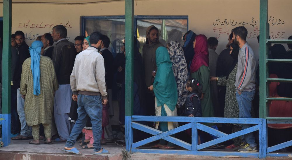 ULB polls: First phase passes off peacefully