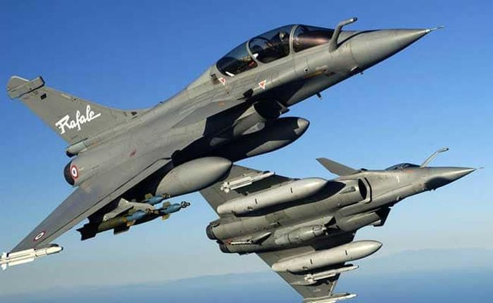 Cong trains guns on govt over French media report on 'middleman' in Rafale deal