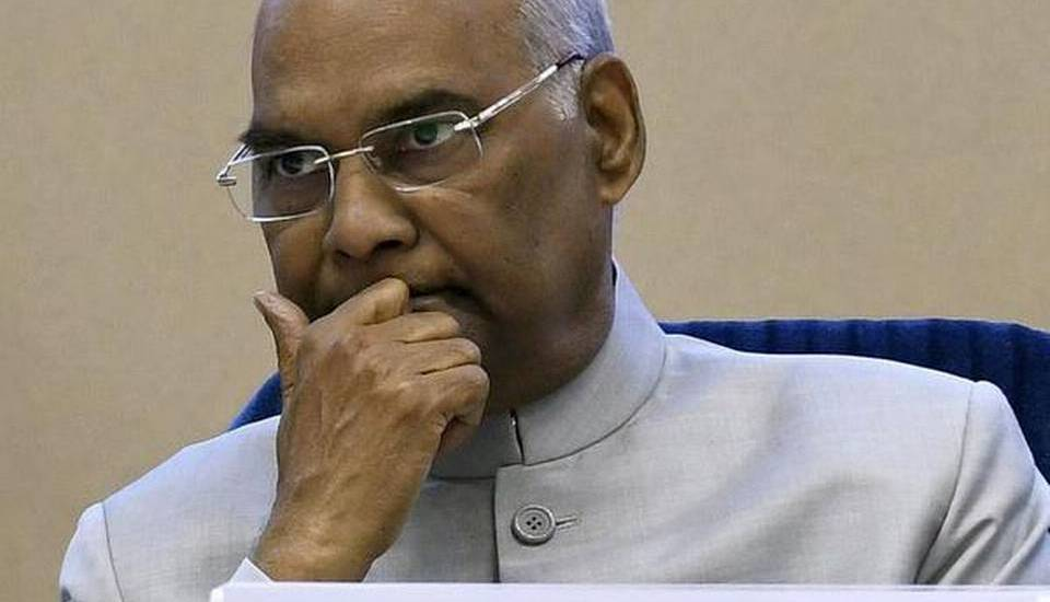 President Kovind gets first dose of COVID-19 vaccine