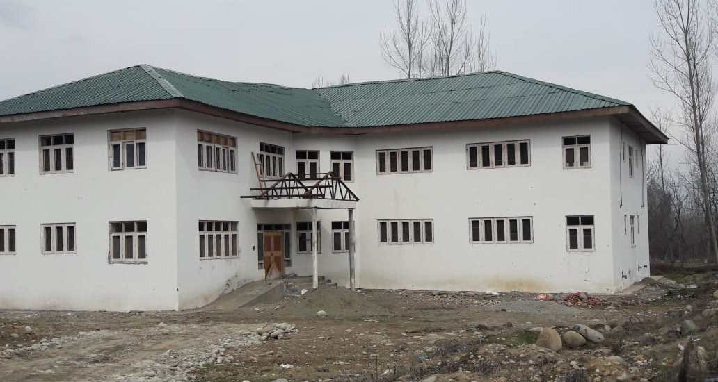 NTPHC Turkwangam in Shopian awaits completion since 2008
