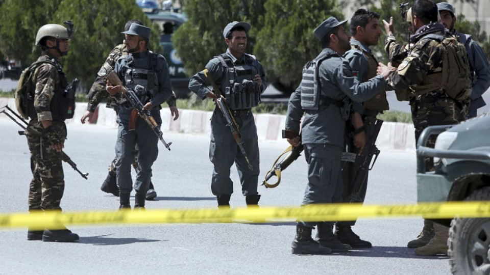 Six dead in suicide blast at Kabul military academy