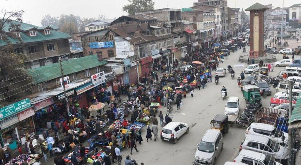 Idea of Srinagar as a Smart City