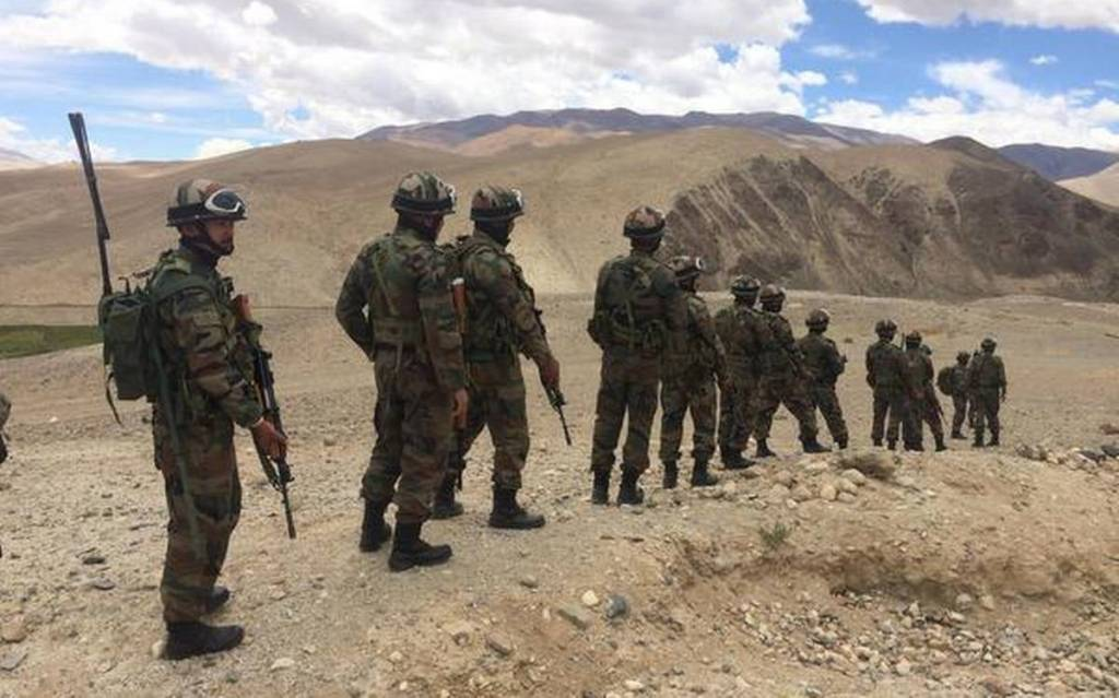 Army denies reports of violence between Indo-Chinese troops in ...