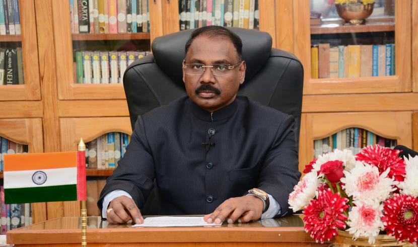 Lt Governor Murmu resigns: AIR