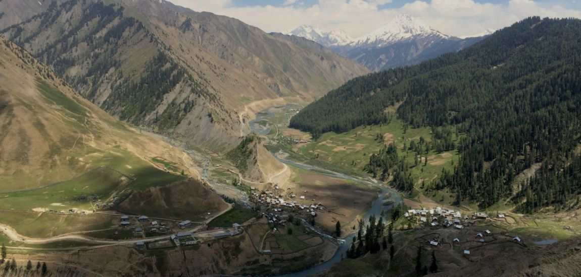 GUREZ VALLEY: A Poetic Journey by Is'haq Bhat