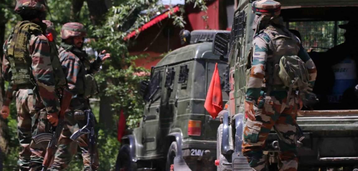 2 militants killed, 3 soldiers injured in Kulgam encounter