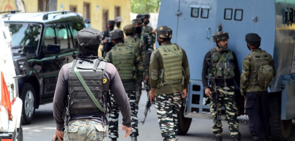 02 militants killed in Pulwama encounter