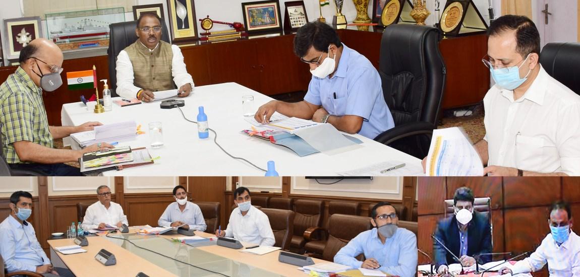 Lt Governor for proper maintenance of sports infra in J&K