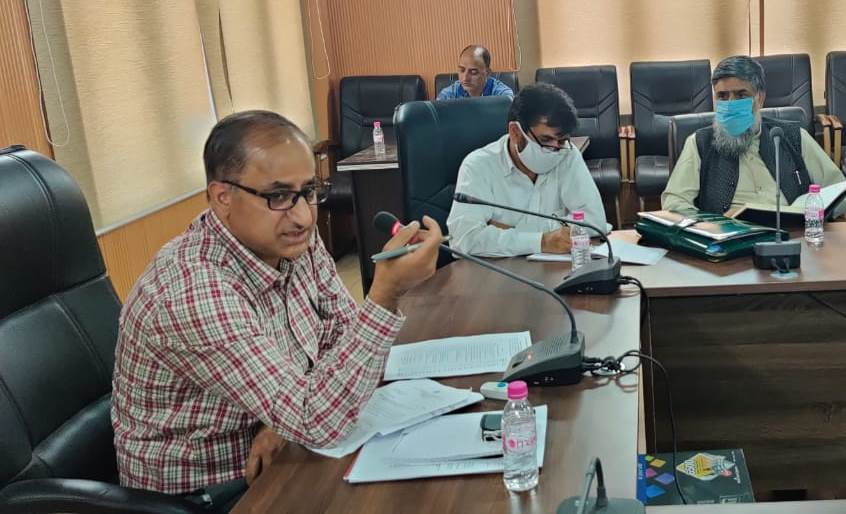 Kissan Pakhwada: Dir Horti reviews coverage of stakeholders under CSS