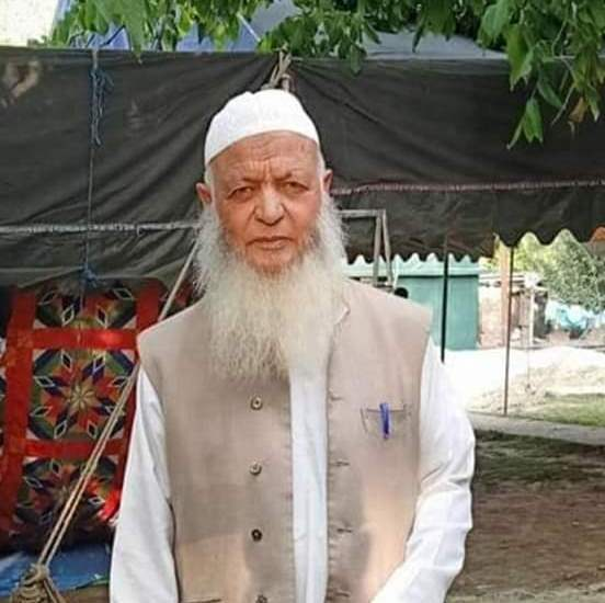 Founder of Dar-ul-Uloom Zakariya, Peer Abdul Ahad, passes away
