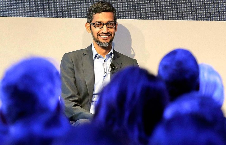 Google to invest Rs 75,000 crore in India over 5-7 years