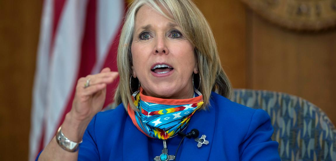 Lujan Grisham builds profile as Biden looks to make VP pick