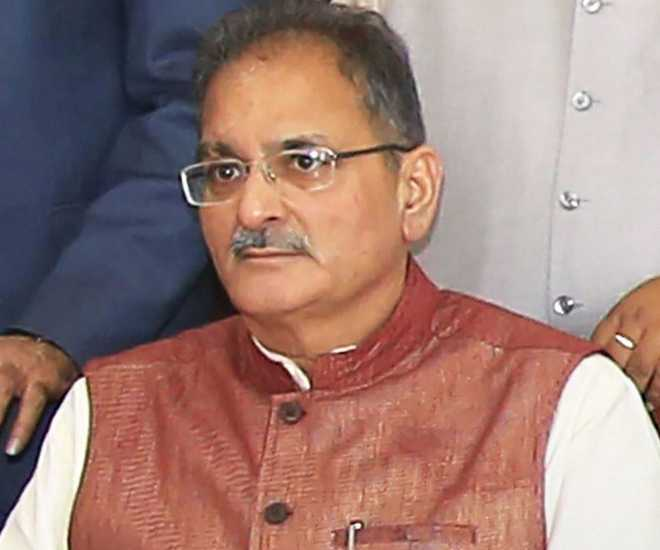 Ex-Deputy CM who slammed govt land transfer was also 'illegal occupant'