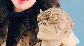 QAZI SHABANA- Shaping imagination into Sculptors!