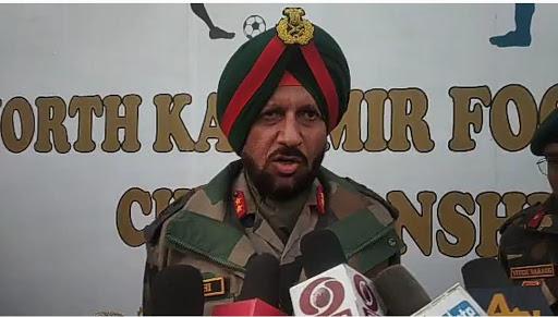 Shun violence, become part of national mainstream: GOC Kilo Force tells militants