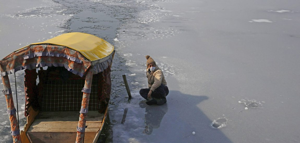 You may have seen people boating, swimming, skiing in Dal Lake waters but…
