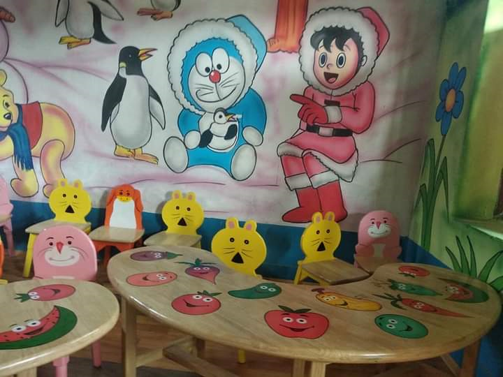 Suggestive Measures to start Pre- Primary Classes in Govt. Schools