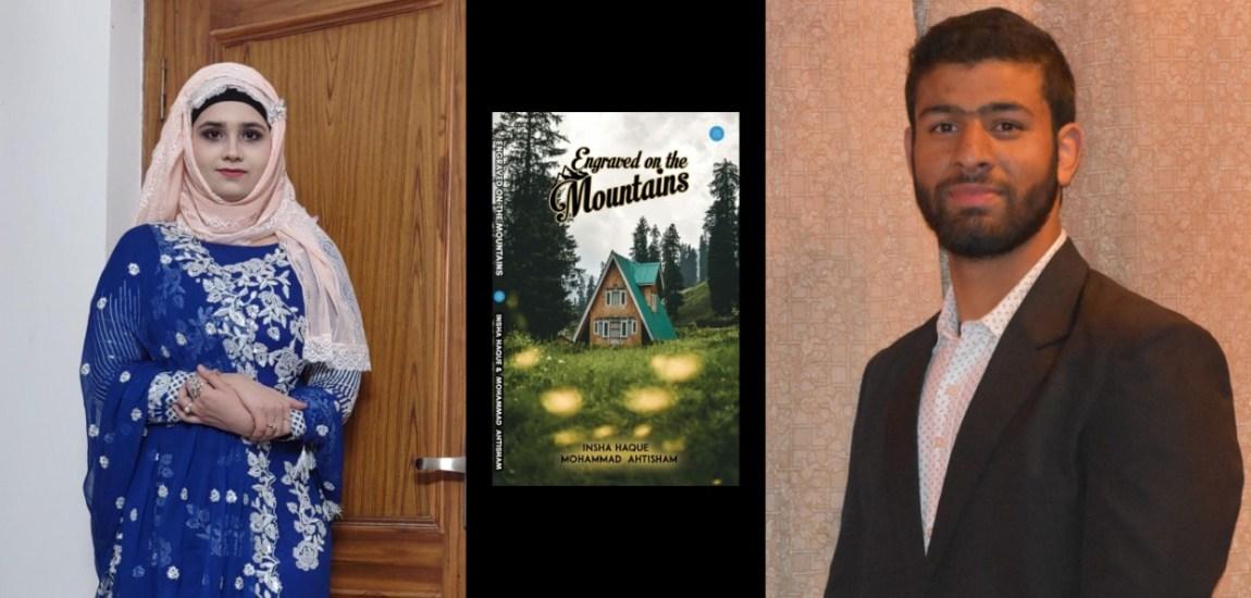"Anantnag boy & Uttar Pradesh girl co-author ""Engraved on the Mountains"""