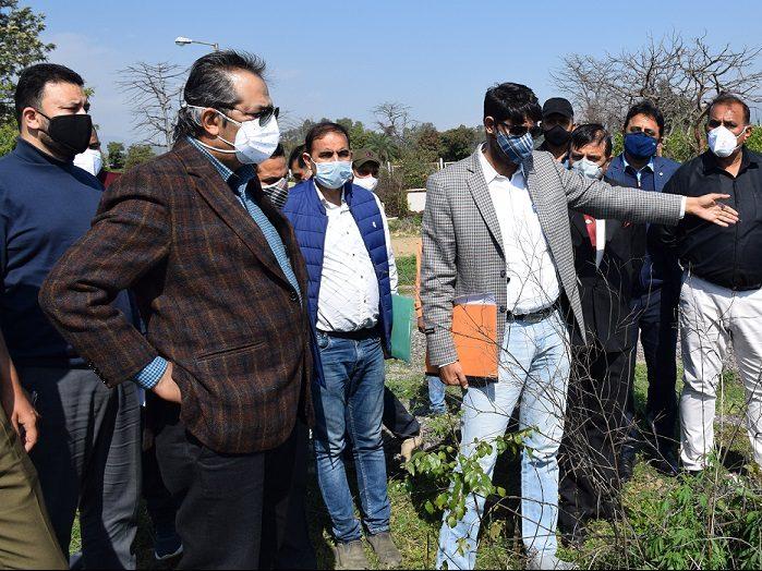 Role of PRI's key for multifold dev of rural areas: Baseer Khan
