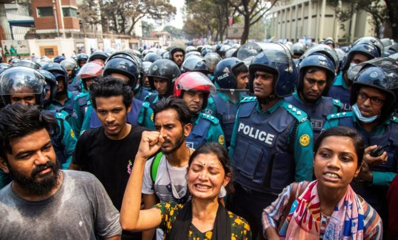 Bangladesh High Court grants bail to imprisoned cartoonist
