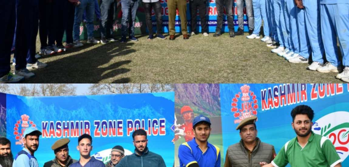 Zonal Level U-19 Cricket Tournament: CKR Lions, NKR Chargers register win