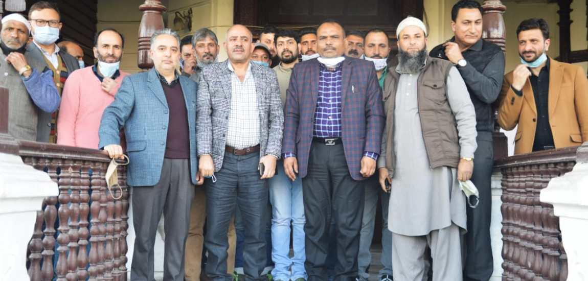 Div Com bids adieu to Additional Commissioner Kashmir