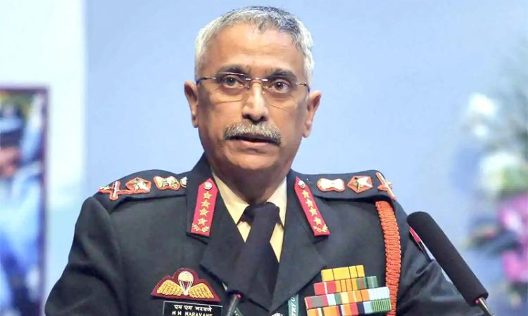 Army chief visits forward areas along LoC in Jammu