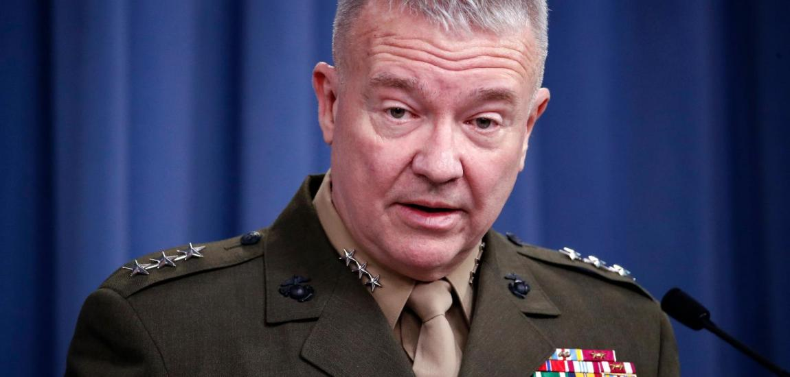 General: Afghan military will collapse without some US help
