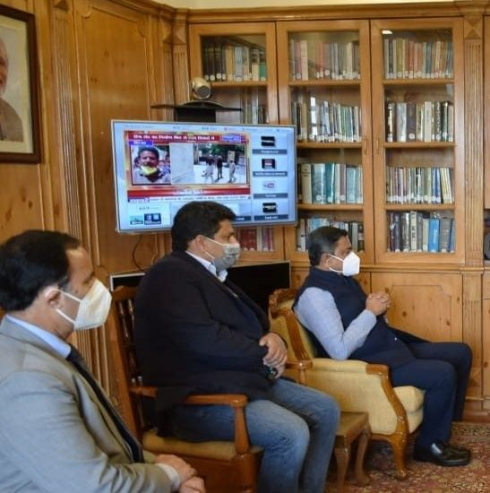 Union Secretary Tourism calls on LG Manoj Sinha