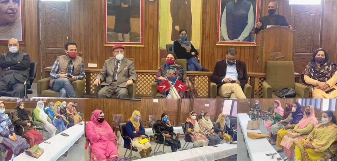 Having women in decision-making process will attune Govt policies to their needs: Dr Kamaal