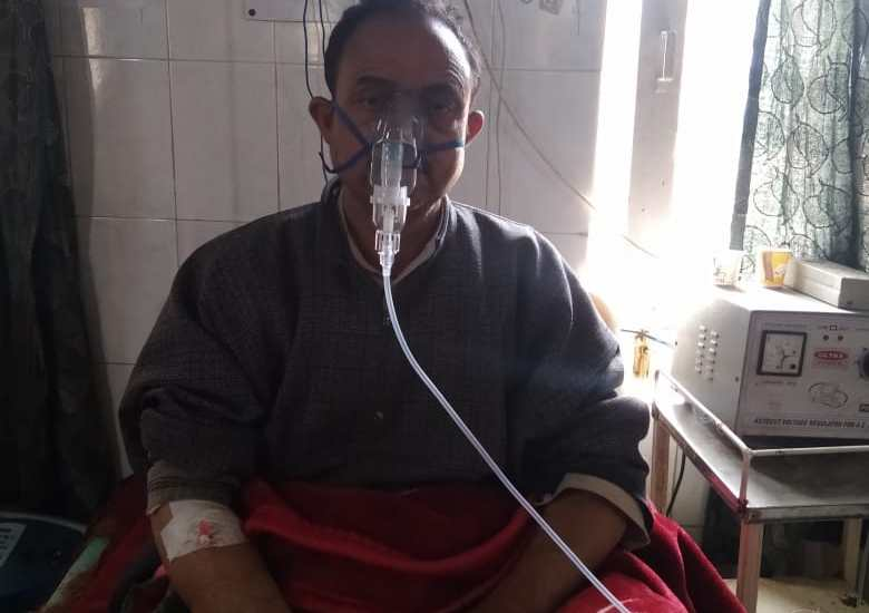 With family head battling for life, Handwara family solicits help