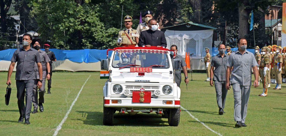 I Day-2021: Full dress rehearsals held across Kashmir