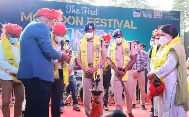 Tourism Department hosts 2-day Monsoon Festival at Patnitop